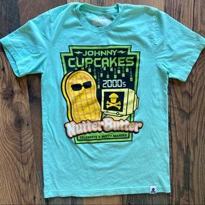 Johnny Cupcakes Nutter Butter Graphic Tee